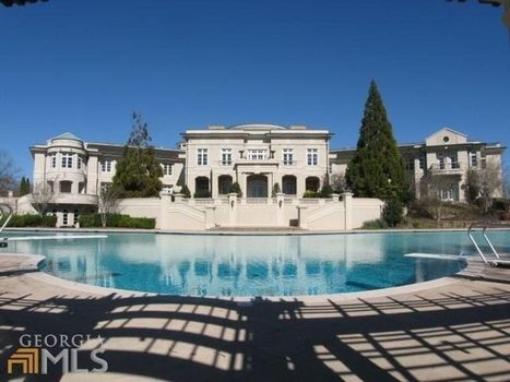 Holyfield's Absurd Former Manse Is Heading To Auction | Luxury Real Estate Auctions | Scoop.it
