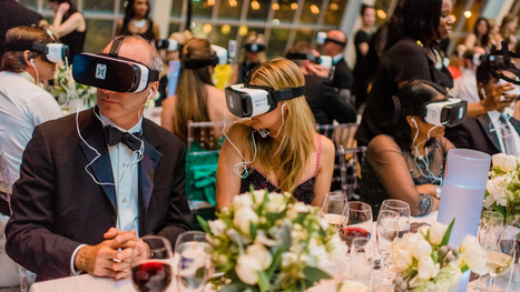 How Virtual Reality Is Inspiring Donors to Dig Deep for Charitable Causes | digitalNow | Scoop.it