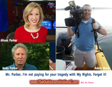 Open Letter to Andy Parker, father of Alison Parker. | Criminal Justice in America | Scoop.it