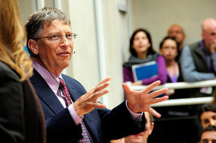 Bill Gates new website promotes plant-based options | This Dish Is Veg - Vegan, Animal Rights, Eco-friendly News | Nature Animals humankind | Scoop.it