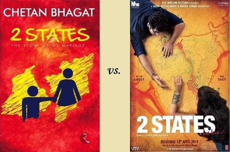 2 States Movie vs. 2 States Novel | It's Entertainment | Scoop.it
