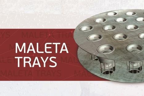 Fractional Distillation Column: Increase Efficiency of Distillation Columns through Maleta Distillation Trays | Distillation Column | Scoop.it