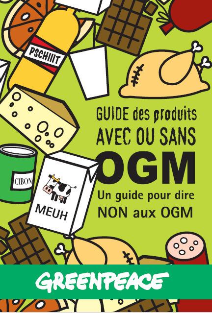 Guide des produits avec ou sans OGM | 16s3d: Bestioles, opinions & pétitions | Scoop.it