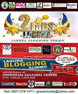 2LaBS: Laguna Blogging Summit, The gathering of quad media Social Revolutionists | enjoying wonderful world | More people leaving you tube to charity tube. More video views & more features | Scoop.it