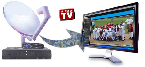 Satellite TV For PC software - FREE Satellite TV For Your PC | satellite tv online | Scoop.it