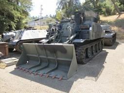 FV180 Combat Engineer Tractor – WalkAround | History Around the Net | Scoop.it