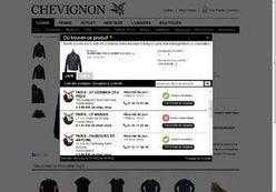 Cross canal : Chevignon veut générer du trafic en magasin depuis son site e-commerce | Omnicanal | Scoop.it