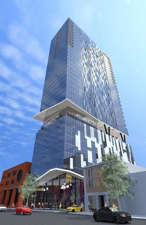 Can Adelaide sustain this hotel building boom? - Courier Mail | Adelaide convention | Scoop.it