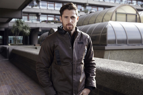 Knox transform the wax cotton motorcycle jacket | Motorcycle Industry News | Scoop.it