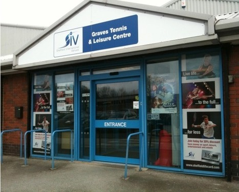 Graves Centre chosen as Sheffield base for Olympics legacy sports ... | Sports Facility Management 4095530 | Scoop.it