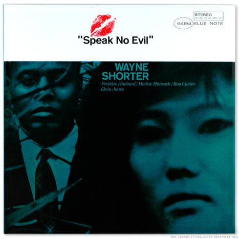 Wayne Shorter: Speak No Evil (1964) Blue Note - MM33 | Jazz Plus | Scoop.it