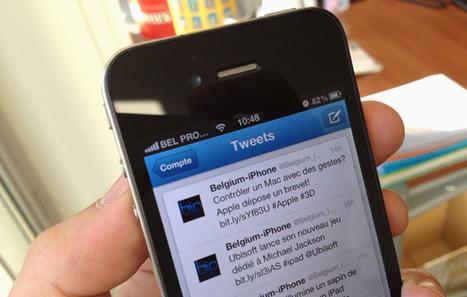 Twitter pour iOS améliore les recherches | Social Network & Digital Marketing | Scoop.it