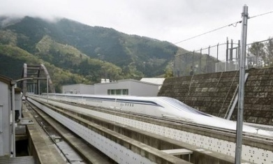 Japan's maglev train breaks world speed record with 600km/h test run (with video 1min) | Cool Future Technologies | Scoop.it