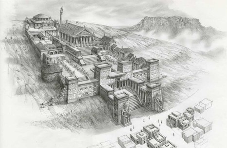 History of the Great Library of Alexandria | KNOWING............. | Scoop.it