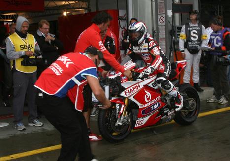 Nurburgring SBK - Ducati Team | Saturday Action | Ductalk Ducati News | Scoop.it
