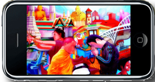 Abstract & Montage iPhone Photographs | Norm Zarr iPhone Photography | Appertunity's fun & creative iphone news | Scoop.it