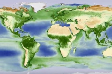"Incredible Video Shows The Earth ""Breathing"" 