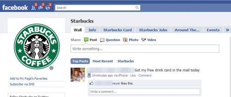 The Facebook Wall Gets More Relevant (for Brands) - Digital Influence Mapping Project   Brand & Content Curation   Scoop.it