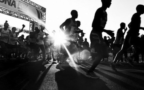 25 Exceptional Photos of Runners, Races & Marathons   Sports 123   Scoop.it