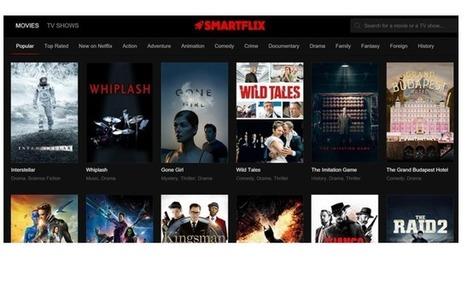 Smartflix casse les frontières de Netflix | Video_Box | Scoop.it