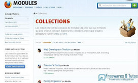 Partagez facilement vos extensions Firefox avec les Collections Firefox   Time to Learn   Scoop.it