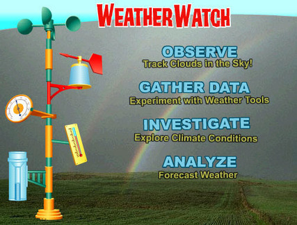 Weather Watch Home | Science- Ecosystems, Weather, and Heat Transfer | Scoop.it