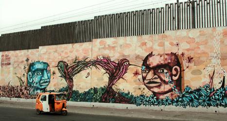 Google apuesta nuevamente en apoyar el arte en las calles | Experiencias educativas en las aulas del siglo XXI | Scoop.it