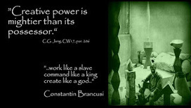 Carl Jung: Creative Power is Greater than its Possessor | Carl Jung Depth Psychology | Scoop.it