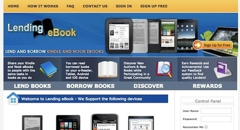 Amazon Prime domine le prêt d'ebook, sans concurrence | Library - bibliothèque | Scoop.it