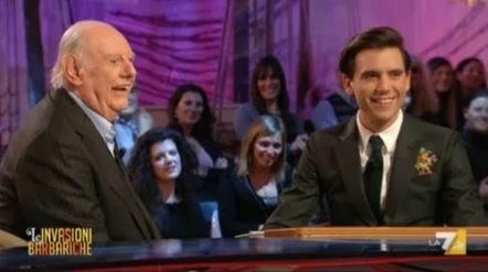 Tv Corner: Le Invasioni Barbariche di Daria Bignardi - JHP by Jimi Paradise™ | GOSSIP, NEWS & SPORT! | Scoop.it