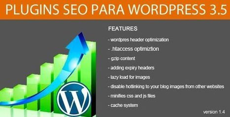 Plugins SEO para Wordpress - SEO básico en Wordpress   marketin online   Scoop.it