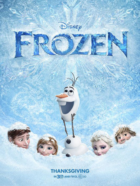 Frozen Buries Stars For Latest Poster - Movie Balla | News Daily About Movie Balla | Scoop.it