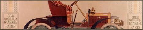 Les archives patrimoniales de PSA Peugeot Citroën | L'écho d'antan | Scoop.it