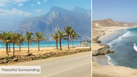 Why Oman Is A Best Place For Holidays In Middle East   Hotels   Resorts   Restaurants   Scoop.it