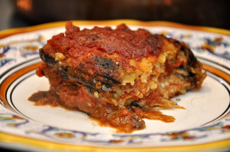 Parmigiana di melanzane Recipe | Oliviotree Adoption | Scoop.it
