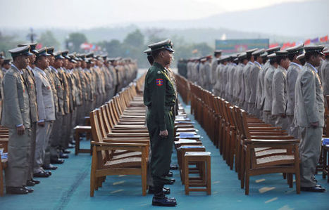 The Military's Still in Charge - Foreign Policy   Responsible Investment in Myanmar   Scoop.it