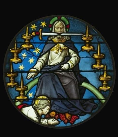 La Sainte-Chapelle en pleine lumière - Ministère de la Culture et de la Communication | miseauverre.com | Scoop.it