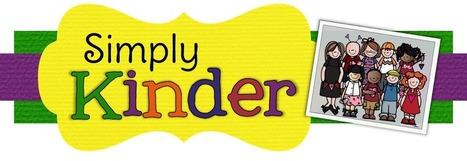 Simply Kinder: Kindergarten Football Activities | Kindergarten Education | Scoop.it