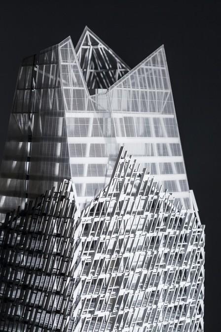 Morphosis Architects diseña nueva torre financiera en Casablanca ... - Plataforma Arquitectura | retail and design | Scoop.it