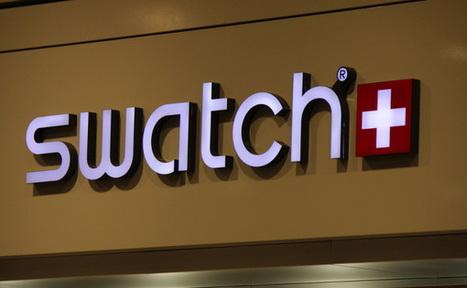 Swatch se lance dans la course des montres connectées face à Apple | Innovation, entrepreneuriat  et internet des objets | Scoop.it