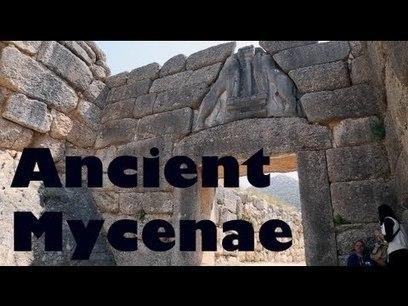 Peloponnese, Greece: Ancient Mycenae | Classical musings | Scoop.it