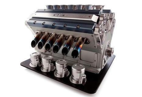 Un V12 comme machine à café ? Plutôt tentant ! - Specialist Auto | Le Monde en Tasse | Scoop.it