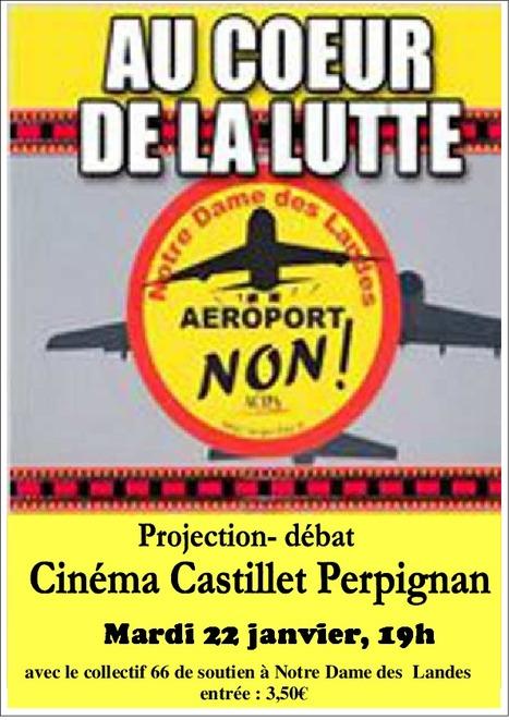 projection du documentaire « Au Coeur de la Lutte » au cinéma Castillet de Perpignan le mardi 22 janvier à 19h. Tarif 3.5€ | DRYPerpignan | Scoop.it