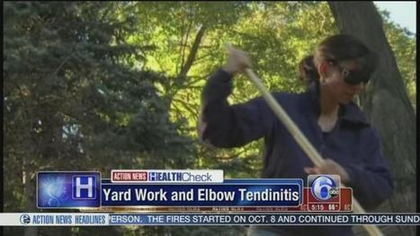 Can You Get Tennis Elbow From Yard Work?   About Tennis Elbow   Scoop.it