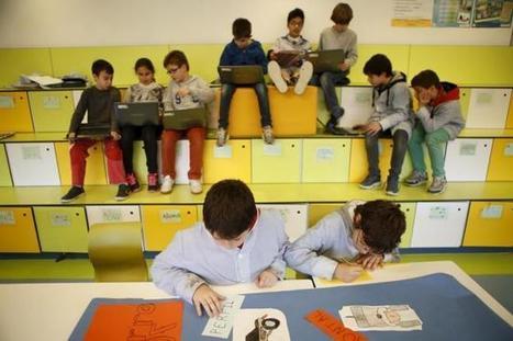 Así se enseña en el aula del futuro | La Mejor Educación Pública | Scoop.it