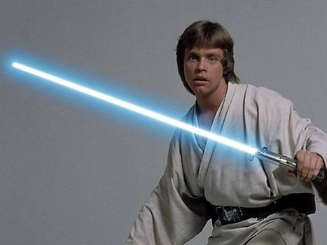 Scientists 'bind light together' to create new state of matter resembling lightsabers   Science Facts   Scoop.it