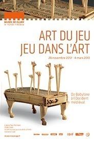 Musée de Cluny - Art du jeu, jeu dans l'art - du 28 novembre au 4 mars 2013 | Les expositions | Scoop.it