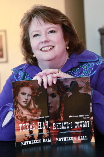 Keller western romance writer signs four-book deal | Northeast Tarrant | News from Fort ... | Authors, writers, readers exchange | Scoop.it