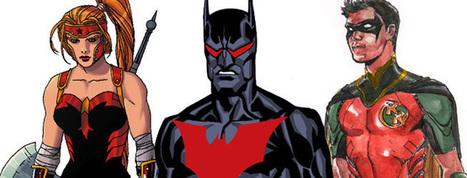 First Look at DC Rebirth Designs For Bizarro, Red Robin, Batman Beyond & More   Sci-Fi Talk   Scoop.it