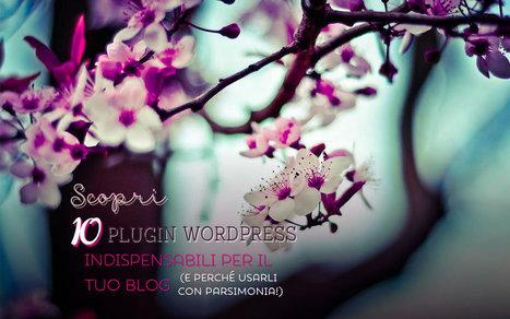 10 plugin WordPress indispensabili per il tuo blog | Sviluppo Siti Web e Applicazioni Mobile | Scoop.it
